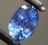 1.62ct Blue Oval Shape Sapphire R8598