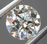0.55ct J SI1 Circular Brilliant Diamond R8605