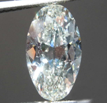 SOLD....2.47ct K SI2 Oval Shape Diamond R8629