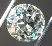 SOLD....1.50ct L VS1 Old European Cut Diamond R8630