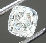 0.51ct J SI2 Cushion Cut Diamond R8481