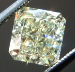 SOLD.....1.56ct Y-Z VS2 Radiant Cut Diamond R8690