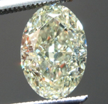 1.51ct U-V SI1 Oval Shape Diamond R8691