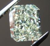 SOLD....2.02ct U-V VS2 Radiant Cut Diamond R8738