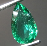 1.40ct Pear Shape Emerald R8750