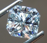 1.01ct E I1 Radiant Cut Diamond R8752