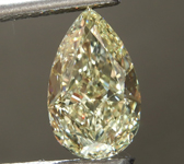 SOLD....2.00ct W-X VS1 Pear Shape Diamond R8782