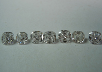 1.72ctw E-F VS1 Cushion Cut Diamond Parcel R8801