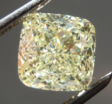 2.11ct W-X VS1 Cushion Cut Diamond R8834