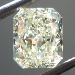 1.32ct W-X VS1 Radiant Cut Diamond R8864