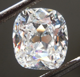 2.02ct F I1 Old Mine Brilliant Diamond R8855