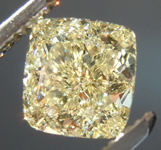 1.50ct W-X SI1 Cushion Cut Diamond R8886