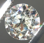 0.85ct J SI1 Old European Cut Diamond R8869