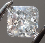 0.82ct Gray I1 Cushion Cut Diamond R8911