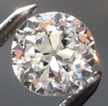 SOLD...0.73ct E VS1 Circular Brilliant Diamond R8921