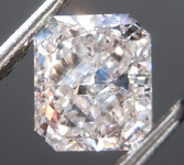 0.70ct Pink VS2 Radiant Cut Diamond R8925