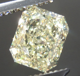 SOLD....1.50ct Y-Z VS1 Radiant Cut Diamond R8957