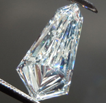 SOLD.....1.87ct H VS2 Kite Step Cut Diamond R8962