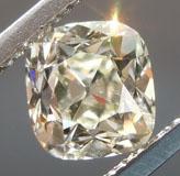 SOLD.....1.16ct M VS1 Old Mine Brilliant Diamond R9002