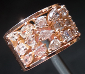 2.45ctw Pink Diamond Ring R8947