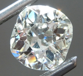 SOLD.....1.56ct K I1 Cushion Cut Diamond R9055