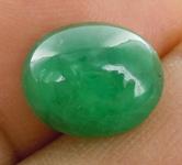 10.43ct Cabochon Emerald R9059