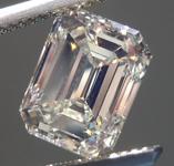 SOLD... 2.01ct S-T VS1 Emerald Cut Diamond R9063