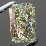 1.26ct W-X VVS1 Radiant Cut Diamond R9067