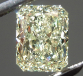 1.01ct U-V VS2 Radiant Cut Diamond R9068