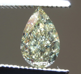 1.10ct Y-Z VS1 Pear Shape Diamond R9105