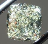 1.06ct W-X SI1 Cushion Cut Diamond R9101