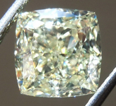 1.36ct Y-Z VVS1 Cushion Cut Diamond R9102