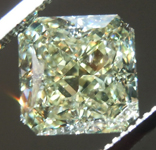 2.50ct Y-Z VS1 Radiant Cut Diamond R9111