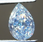 1.03ct L SI2 Pear Brilliant Diamond R9136