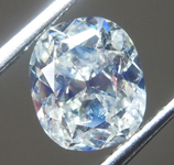 1.01ct M SI2 Cushion Cut Diamond R9138