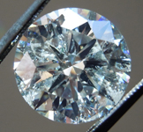 SOLD.......5.45ct I I1 Round Brilliant Diamond R9145