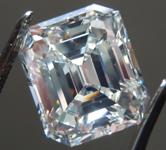 SOLD....3.59ct J VS1 Emerald Cut Diamond R8907
