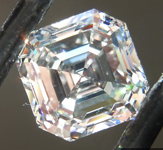 2.48ct F VS2 Asscher Cut Diamond R9194