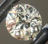0.70ct N I2 Old European Cut Diamond R9149