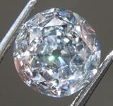 1.29ct D SI1 Circular Brilliant Diamond R9174