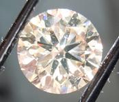 SOLD....2.02ct Brown SI2 Round Brilliant Diamond R9220