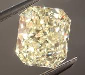 1.24ct W-X VS2 Radiant Cut Diamond R9232