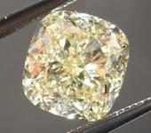 1.33cct W-X VS1 Cushion Cut Diamond R9231