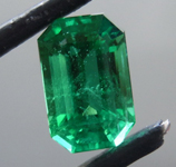 2.32ct Emerald Cut Emerald R9229