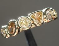 0.87ctw Fancy Color Diamond Ring R9029