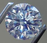 3.00ct N I1 Round Brilliant Diamond R9318