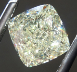 SOLD.....2.00ct W-X VS1 Cushion Cut Diamond R9313