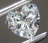 1.36ct I VS1 Heart Shape Diamond R9316