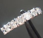 1.08ctw I-J SI Round Brilliant Diamond Ring R9259