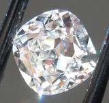 1.00ct H SI2 Cushion Cut Diamond R8306